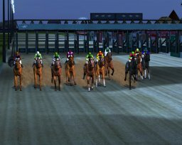 Horse Racing Manager 2 (PC)  © Micro Application 2006   2/3