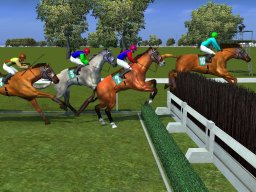 Horse Racing Manager 2 (PC)  © Micro Application 2006   3/3
