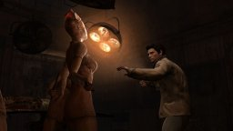 Silent Hill: Homecoming (PS3)  © Konami 2008   1/5