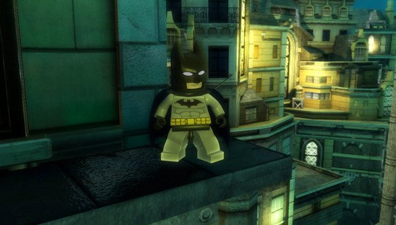 Lego Batman: The Videogame (PS3)   © Warner Bros. 2008    8/11