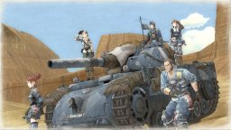 Valkyria Chronicles (PS3)   © Sega 2008    1/5