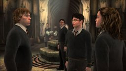 Harry Potter And The Half-Blood Prince  © EA 2009  (PS3)   2/3