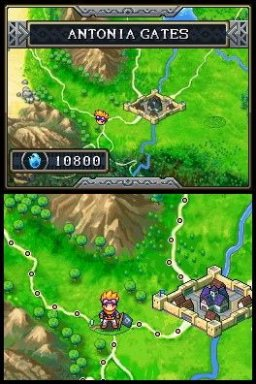 Lock's Quest (NDS)  © THQ 2008   1/3