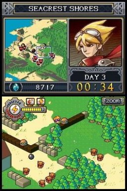 Lock's Quest (NDS)   © THQ 2008    2/3