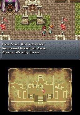 Chrono Trigger (NDS)  © Square Enix 2008   2/3