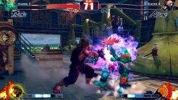 Street Fighter IV (X360)  © Capcom 2009   1/3