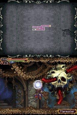 Castlevania: Order Of Ecclesia (NDS)  © Konami 2008   1/6