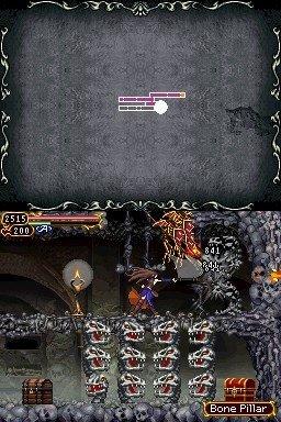 Castlevania: Order Of Ecclesia (NDS)  © Konami 2008   2/6