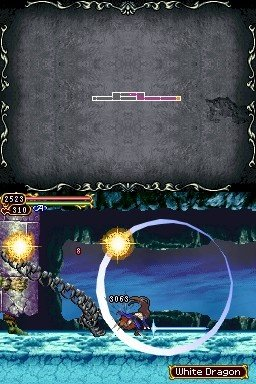 Castlevania: Order Of Ecclesia (NDS)  © Konami 2008   6/6