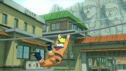 Naruto: Ultimate Ninja Storm (PS3)  © Bandai Namco 2008   2/4