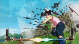 Naruto: Ultimate Ninja Storm (PS3)  © Bandai Namco 2008   3/4