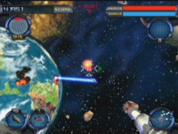 Invasion Earth (ARC)   © Global VR 2003    2/3