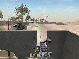 Desert Gunner (ARC)   © Global VR 2006    2/3