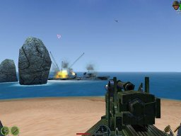 Operation Blockade (ARC)  © Global VR 2002   1/4