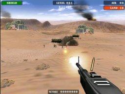 Beach Head 2003: Desert War (ARC)  © Global VR 2003   1/3