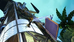 Ratchet & Clank: Quest For Booty (PS3)  © Sony 2008   3/3