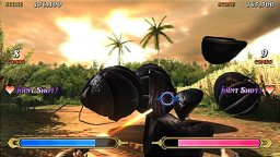 Let's Go Jungle: Lost On The Island Of Spice (ARC)  © Sega 2006   2/3