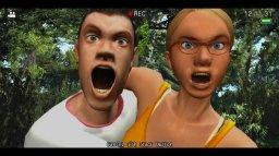 Let's Go Jungle: Lost On The Island Of Spice (ARC)  © Sega 2006   3/3