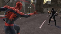 Spider-Man: Web Of Shadows  © Activision 2008  (X360)   2/3
