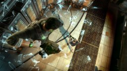 Splinter Cell: Conviction (X360)   © Ubisoft 2010    3/3