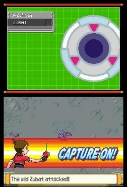 Pokémon Ranger: Shadows Of Almia  © Nintendo 2008  (NDS)   3/3