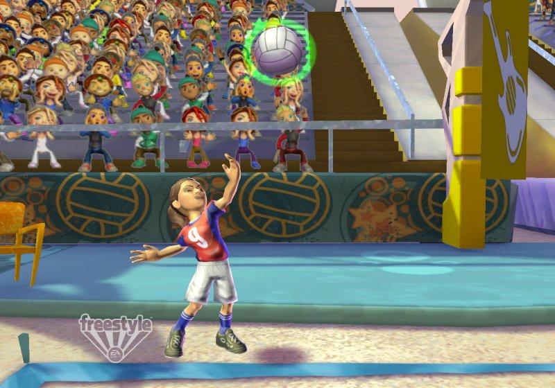 Celebrity Sports Showdown  © EA 2008  (WII)   5/5