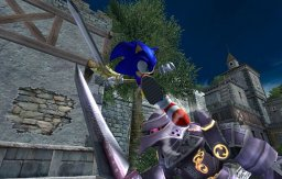 Sonic And The Black Knight  © Sega 2009  (WII)   3/3