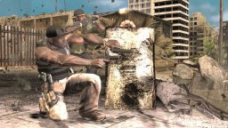 50 Cent: Blood On The Sand   © THQ 2009   (PS3)    1/3