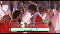 Disney Sing It: High School Musical 3: Senior Year (PS3)  © Disney Interactive 2008   2/3