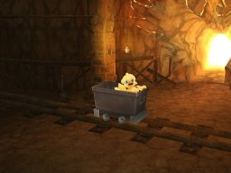 Final Fantasy Fables: Chocobo's Dungeon (WII)  © Square Enix 2007   1/4