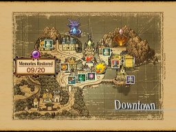 Final Fantasy Fables: Chocobo's Dungeon (WII)  © Square Enix 2007   2/4