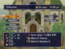 Final Fantasy Fables: Chocobo's Dungeon (WII)  © Square Enix 2007   3/4