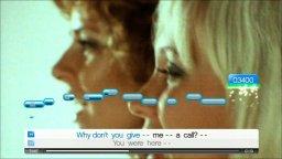 SingStar: Abba (PS2)  © Sony 2008   1/7
