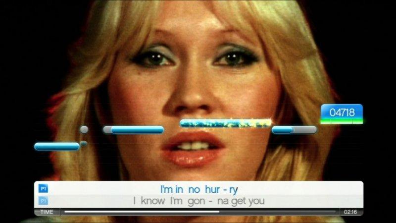 SingStar: Abba (PS2)  © Sony 2008   7/7