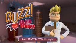 Buzz! Brain Bender (PSP)   © Sony 2008    1/1
