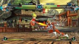 Tatsunoko Vs. Capcom: Ultimate All-Stars (WII)  © Capcom 2010   2/3