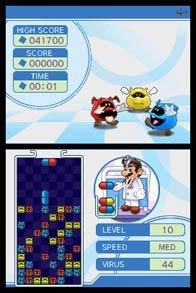 A Little Bit Of... Dr. Mario (NDS)  © Nintendo 2008   1/2