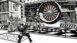 MadWorld  © Sega 2009  (WII)   1/3