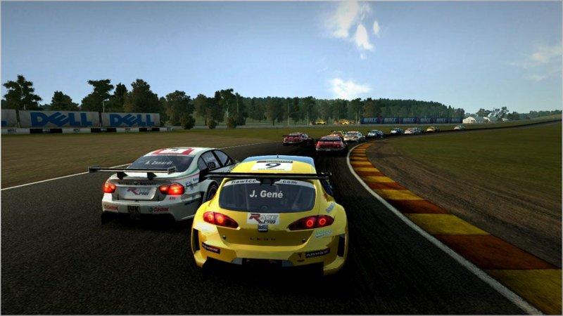 Race Pro (X360)  © Atari 2009   4/6