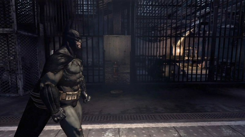 Batman: Arkham Asylum (PS3)   © Eidos 2009    20/44