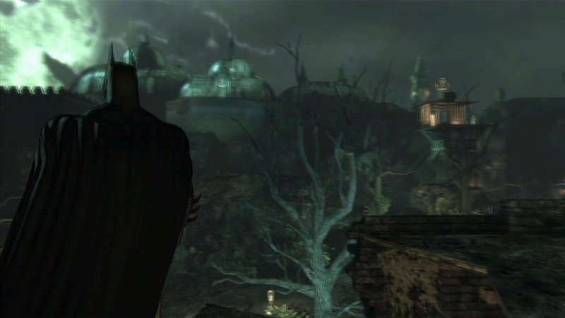 Batman: Arkham Asylum (PS3)   © Eidos 2009    25/44