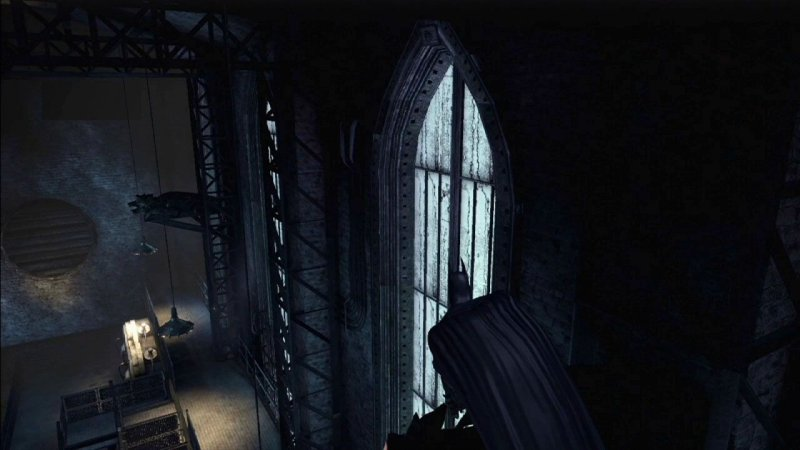 Batman: Arkham Asylum (PS3)   © Eidos 2009    27/44