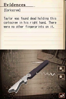 Unsolved Crimes  © Empire 2008  (NDS)   9/12