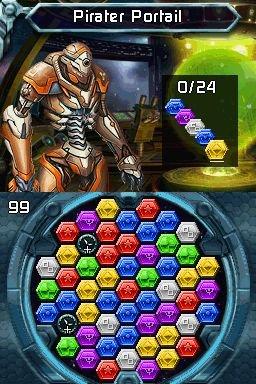 Puzzle Quest: Galactrix  © D3 2009  (NDS)   2/4