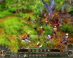 Elven Legacy (PC)  © Paradox 2009   1/3