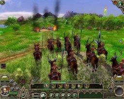 Elven Legacy (PC)  © Paradox 2009   2/3