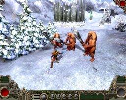 Elven Legacy (PC)  © Paradox 2009   3/3