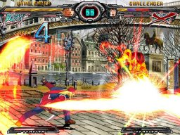 Guilty Gear XX: Accent Core (PS2)  © Aksys Games 2007   1/9