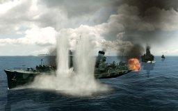 Battlestations: Pacific (X360)  © Eidos 2009   1/5