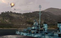 Battlestations: Pacific (X360)  © Eidos 2009   3/5